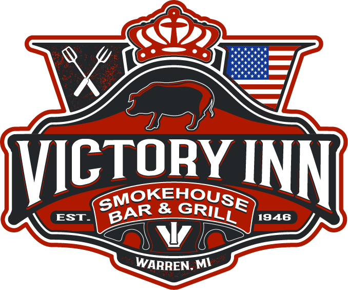 Victory Inn Smokehouse Bar & Grill Logo